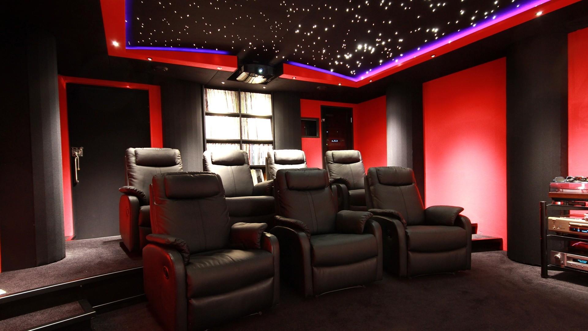 Pasos para montar un cine en casa