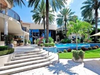 luxo mansion beach palm mega casa piscina mediterranean ian florida casas mansao mansions somerhalder houses rich homes linda 2008 digitei