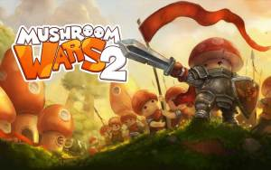 Game Strategi Offline Terbaik 2019 Untuk Android - Mushroom Wars 2 - Epic Tower Defense