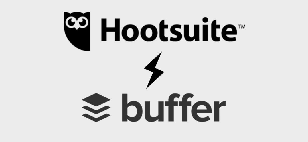 Hootsuite Vs Buffer: le comparatif pour gérer ses réseaux sociaux