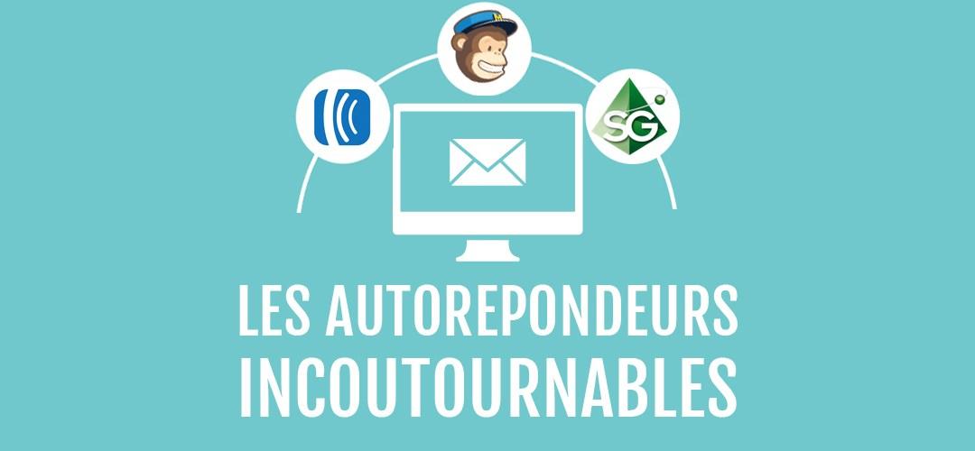 6 autorépondeurs incontournables pour votre email marketing