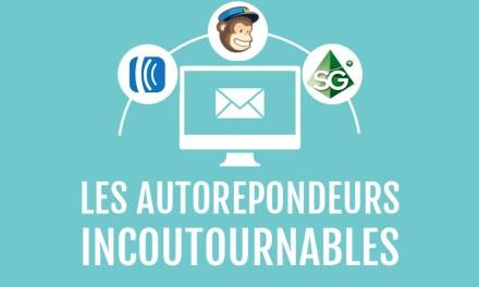 Les autorépondeurs incontournables pour votre email marketing