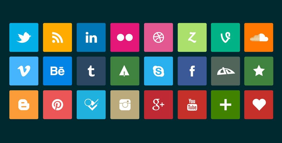 La liste des principaux réseaux sociaux