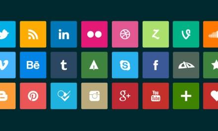 La liste des principaux réseaux sociaux en 2017