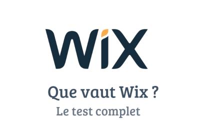 Que vaut vraiment Wix ? – Test complet et avis