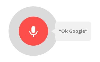 Comment utiliser les commandes vocales OK Google ?