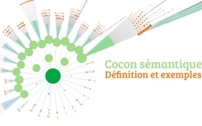 Cocon sémantique : définition et exemples