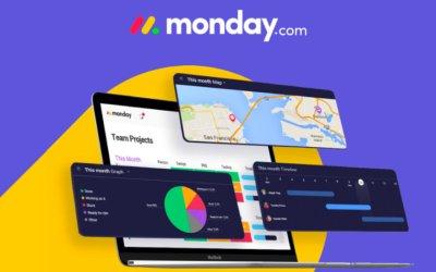 monday.com : Avis sur la plateforme de gestion de projet