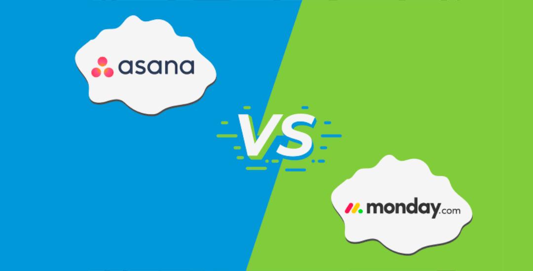 Asana VS monday.com : Quel est le meilleur ?
