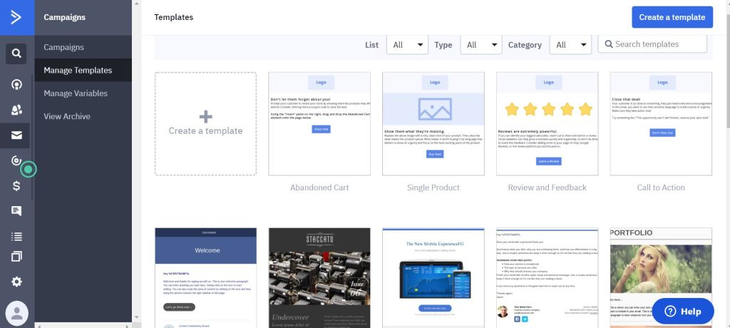 ActiveCampaign Email Template