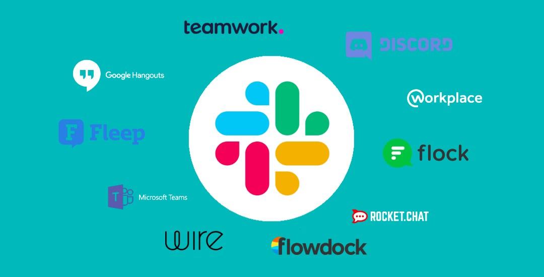 Les 20 meilleures alternatives à Slack