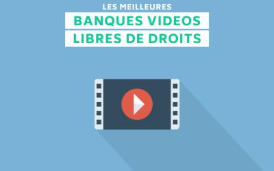20 banques de videos libres de droits gratuites