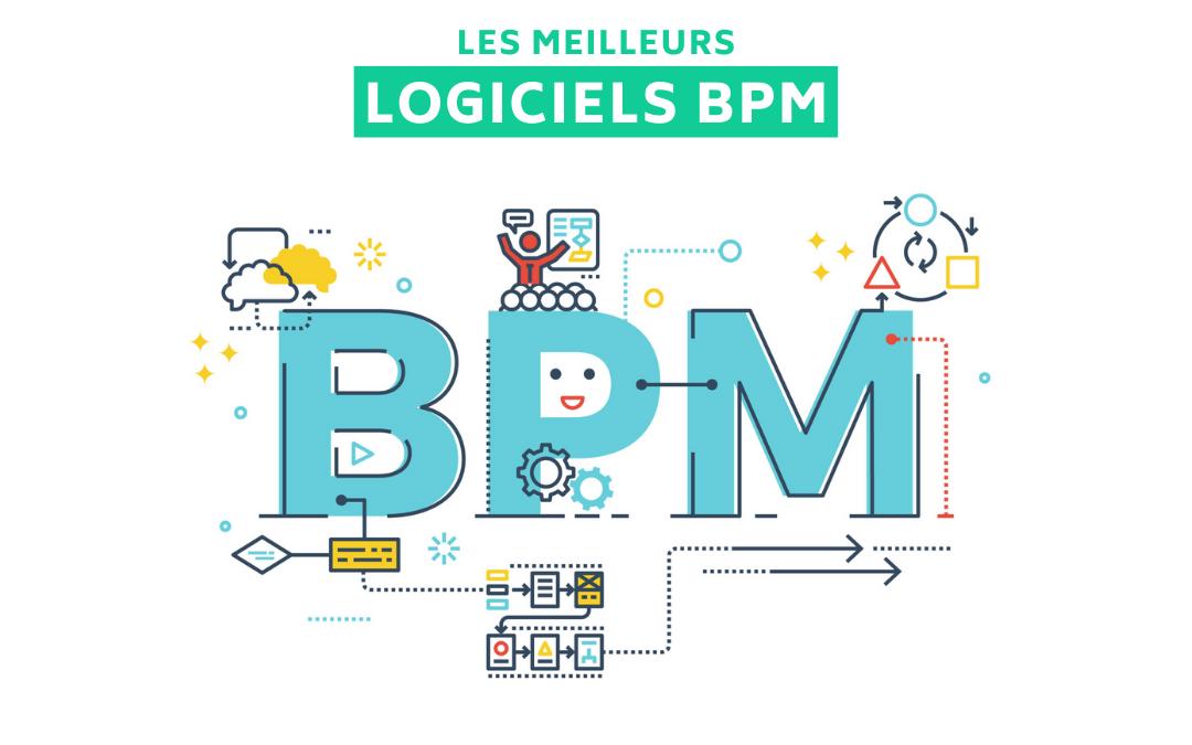Les 10 meilleurs logiciels de BPM (Business Process Management)