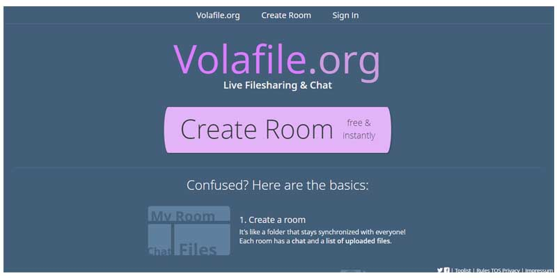 Volafile org