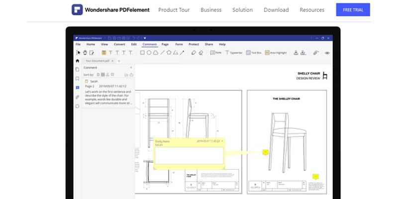 Wondershare PDF