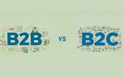 B2B et B2C : Quelles sont les différences ?