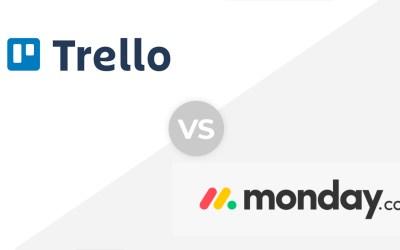 Monday.com vs Trello : lequel choisir pour gérer vos projets ?