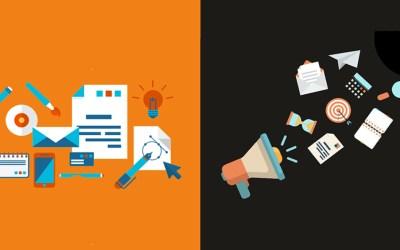 Quelles différences entre marketing et communication