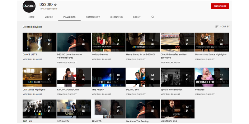 YouTube SEO - Categorize your video