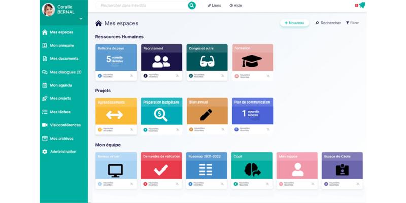 interstis - réseaux sociaux d'entreprise (RSE)