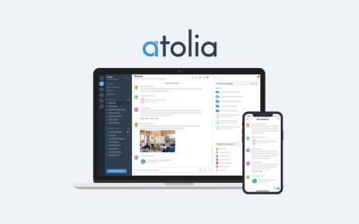 Atolia : une plateforme collaborative clé en main