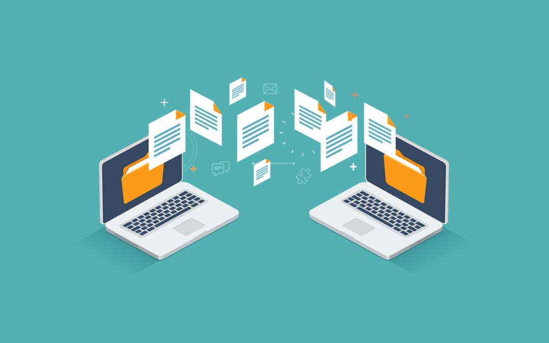 Partage de documents et fichiers en ligne