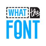 WhatTheFont Logo