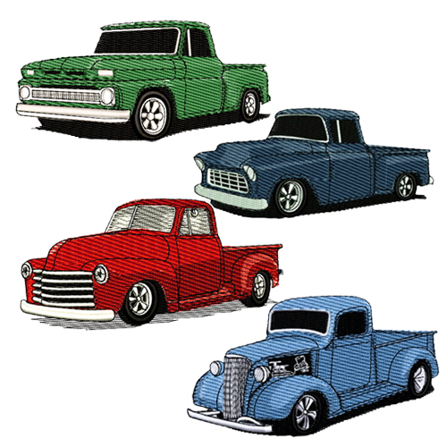 37 66 Chevy Truck Discount Value Pack