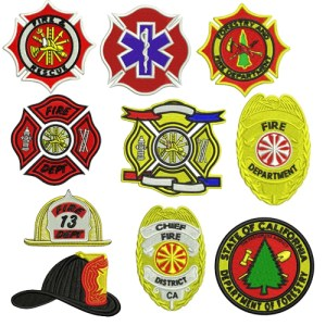 EMS Fire Embroidery Design Discount Value Pack