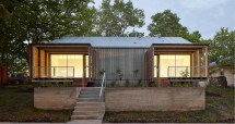 Beautiful And Sustainable Modern Duplex Homes Deliver