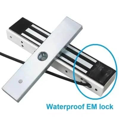 Waterproof Magentic Door Lock