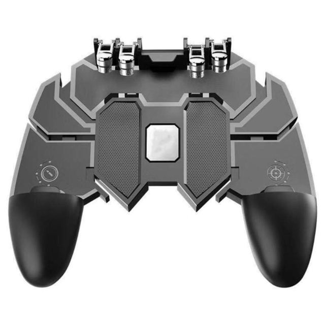 Best Controllers for pubg mobile digitpatrox NOYMI PUBG Mobile Game Controller - L2R2 Gaming Grip Mobile Joystick Gamepad Trigger Controller with Sensitive Shoot Aim & Fire Trigger for 4.7-6.5