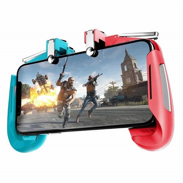 LXCN Model - AK16 Gamepad for Mobile Phone Game Controller best controllers for pubg mobile