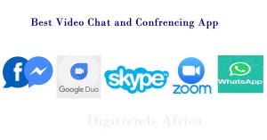 Best Video chat app Digitrends Africa.fw