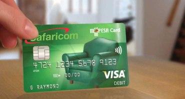 Safaricom and Visa Partner