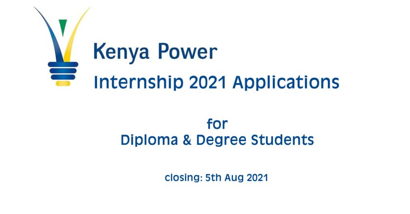 KPLC internship 2021