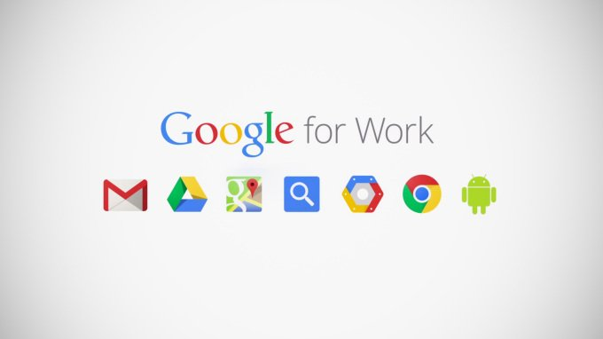 google app for work