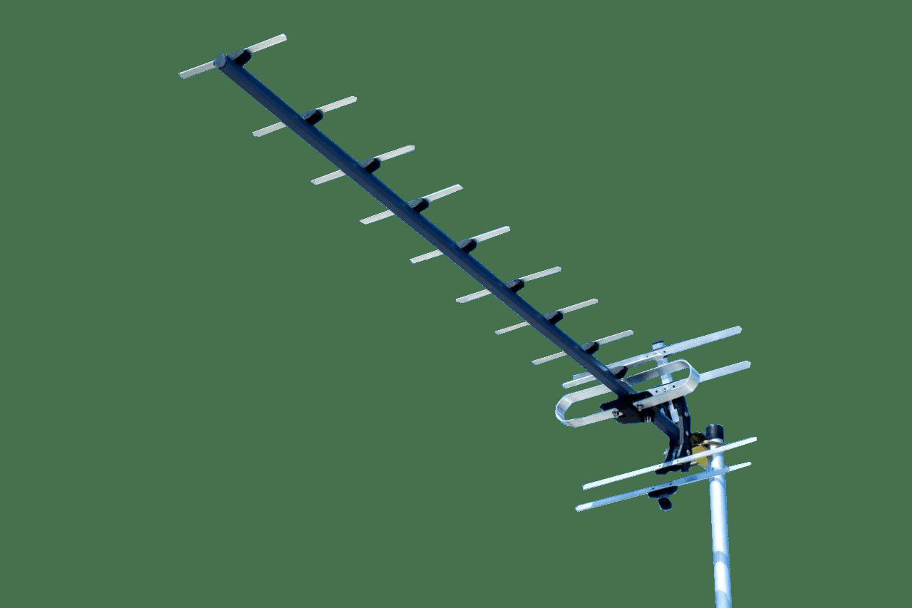 High Gain Vhf Tv Antenna Hg 4 Made In Australia