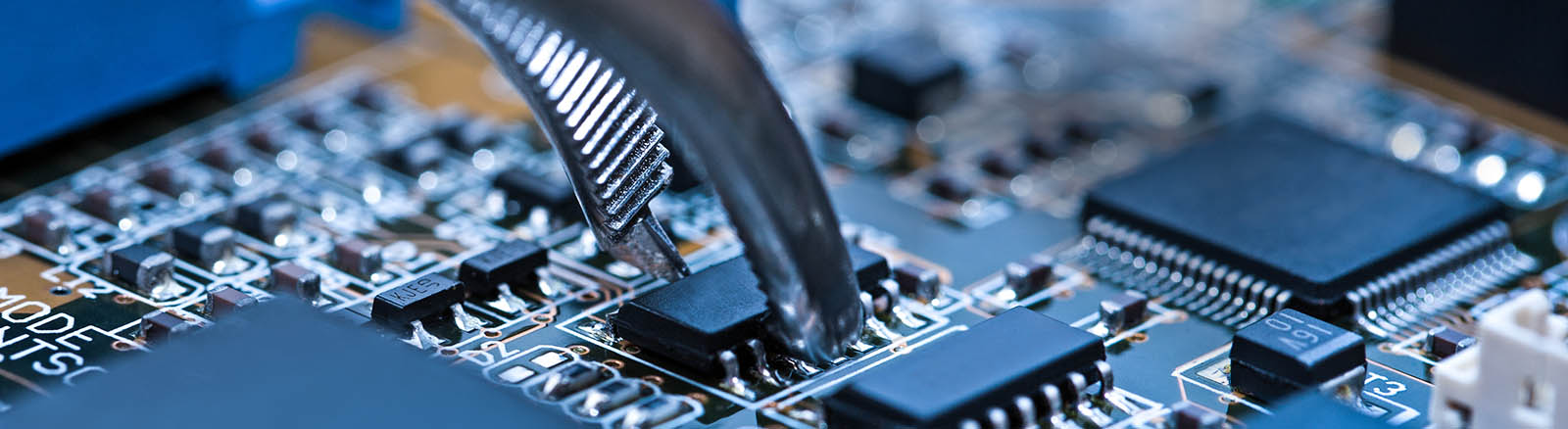 electronic component manufacturing