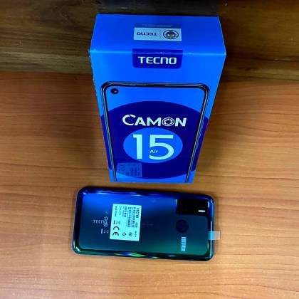 Tecno Camon 15 Air