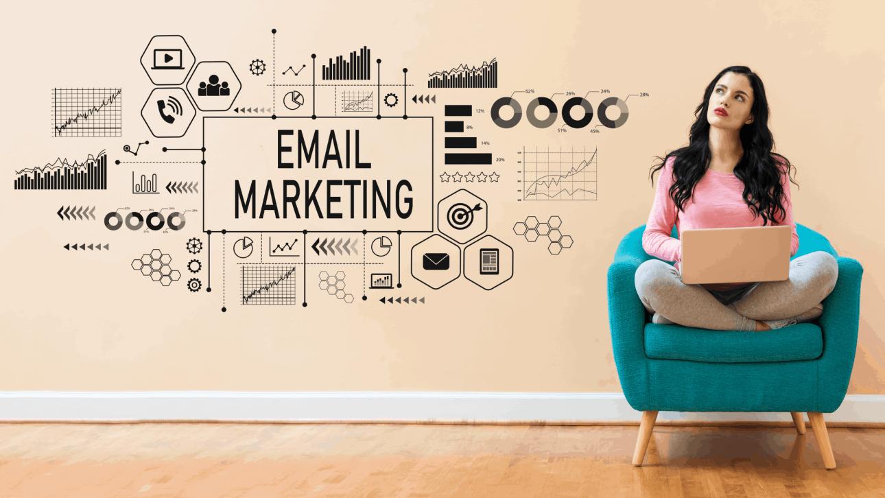 البريد الإلكتروني التسويق البرنامج التعليمي للمبتدئين
