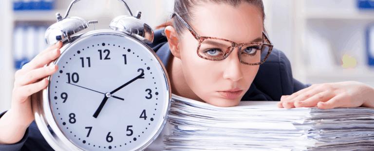 خمسـ5ــة أشياء تضيع وقت موظفيك عليك أن تتجنبها