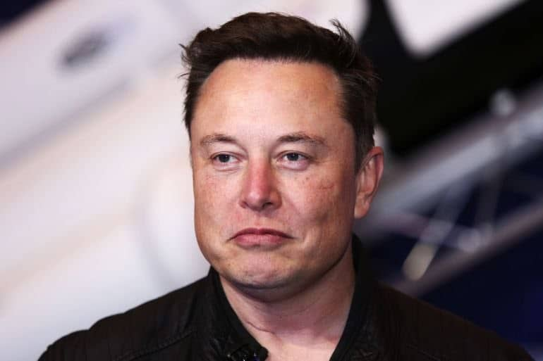 Elon Musk-the richest man in the work