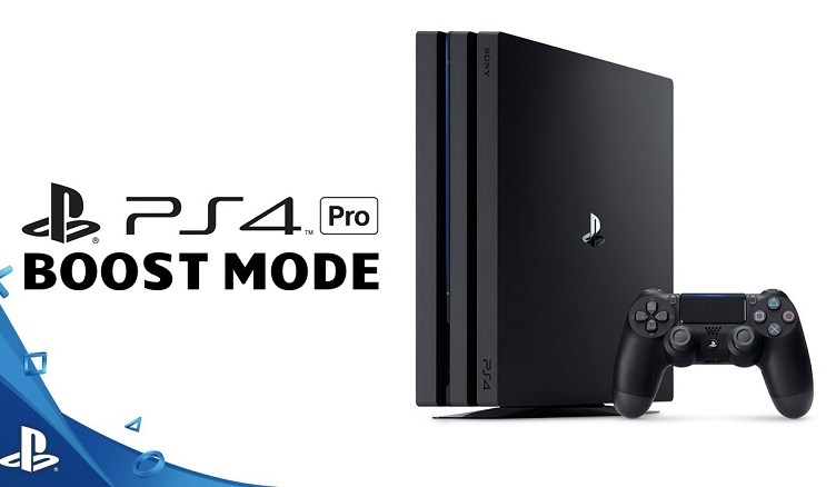 PS4 Pro Boost Mode Performance Analysis