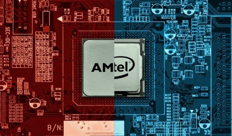 Intel, AMD graphics deal