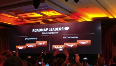 AMD Zen 2 and Zen 3 already in the works