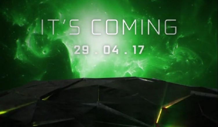 Nvidia product after RX 500 series launch