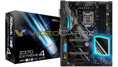 ASRock Z370 Motherboards - Extreme4