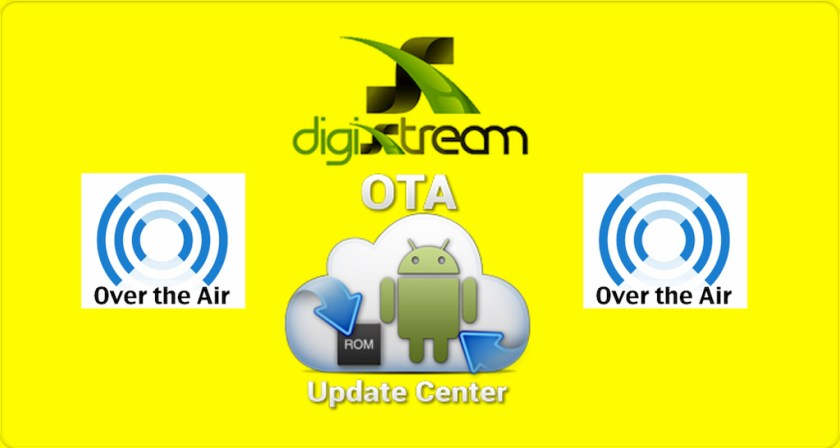 OTA Update for DigiXstream