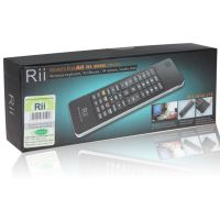 Rii 2.4G Wireless Keyboard, Air Mouse, IR Remote, Audio Chat